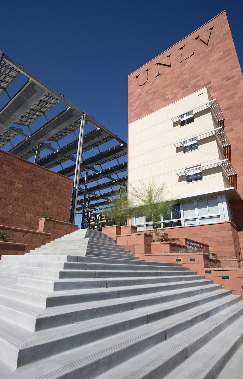UNLV - Greenspun College of Urban Affairs